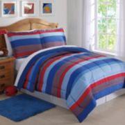 Sebastian Stripe Comforter Set