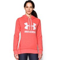 Women's Under Armour Favorite Fleece Popover Hoodie