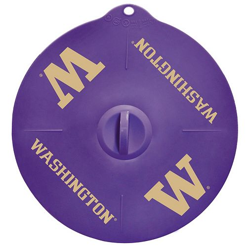 Boelter Washington Huskies Silicone Lid