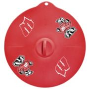 Boelter Wisconsin Badgers Silicone Lid