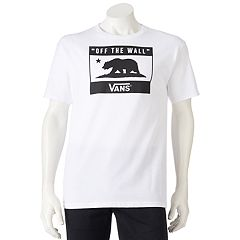 Men's Vans Stoic Bear Tee