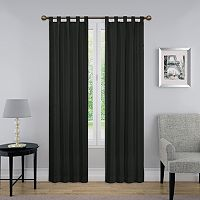 Pairs To Go 2-pack Montana Window Curtain
