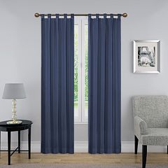 Pairs To Go 2-pack Montana Window Curtains