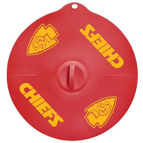 Boelter Kansas City Chiefs Silicone Lid