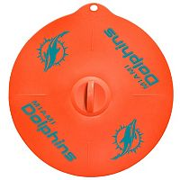 Boelter Miami Dolphins Silicone Lid