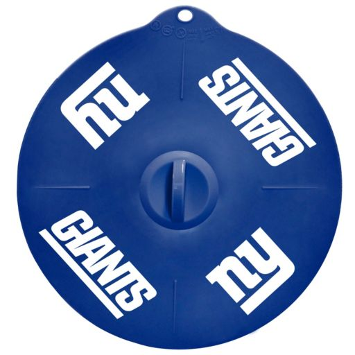 Boelter New York Giants Silicone Lid