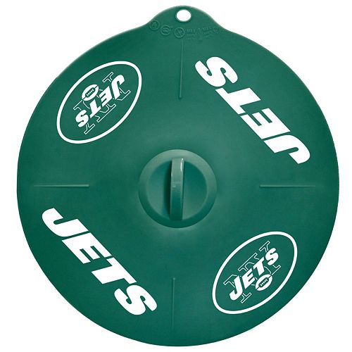 Boelter New York Jets Silicone Lid