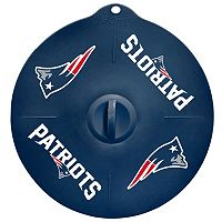 Boelter New England Patriots Silicone Lid
