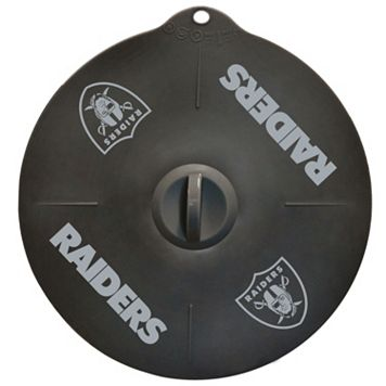 Boelter Oakland Raiders Silicone Lid