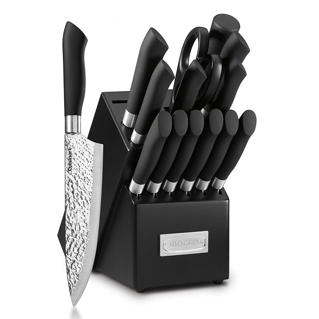 Cuisinart Artisan Collection 15-pc. Cutlery Block Set