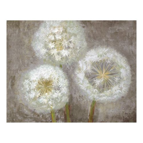 Three Wishes Canvas Wall Art