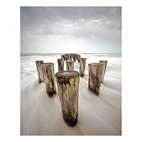 Tropical Storm Debbie Canvas Wall Art