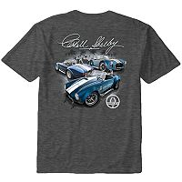Men's Newport Blue Shelby Car Tee