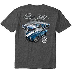 Men's Newport Blue Shelby Car Tee