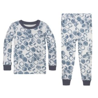 Toddler Boy Burt's Bees Baby Organic Print Pajama Set