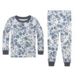 Baby Boy Burt's Bees Baby Organic Print Pajama Set