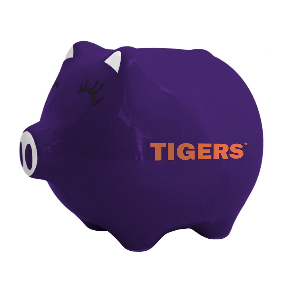 Boelter Clemson Tigers Piggy Bank