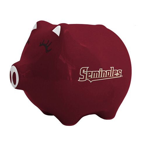 Boelter Florida State Seminoles Piggy Bank