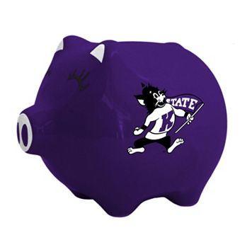 Boelter Kansas State Wildcats Piggy Bank