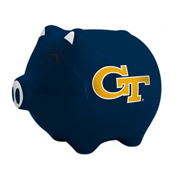 Boelter Georgia Tech Yellow Jackets Piggy Bank