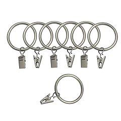 Bali 7 pkCurtain Clip Rings