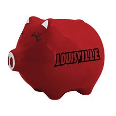 Boelter Louisville Cardinals Piggy Bank