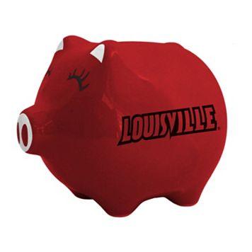 Boelter Louisville Cardinals Piggy Bank