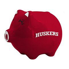 Boelter Nebraska Cornhuskers Piggy Bank