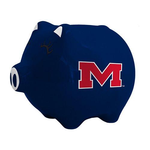 Boelter Ole Miss Rebels Piggy Bank