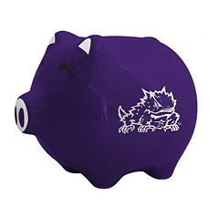Boelter TCU Horned Frogs Piggy Bank