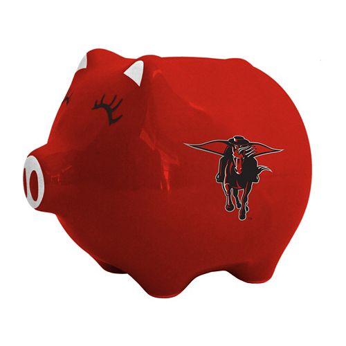 Boelter Texas Tech Red Raiders Piggy Bank