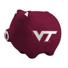 Boelter Virginia Tech Hokies Piggy Bank