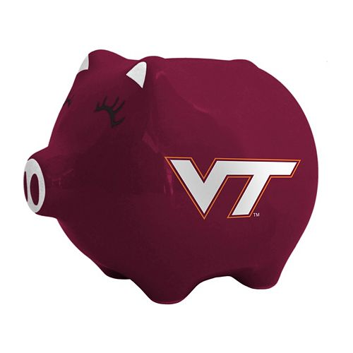 Boelter Virginia Tech Hokies Piggy Bank