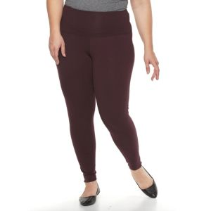 Plus Size French Laundry Body Control Leggings