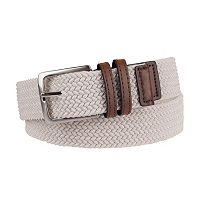 Men's Dockers Braided Stretch Belt