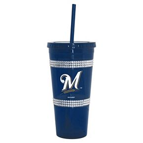 Boelter Milwaukee Brewers Double Bling Tumbler