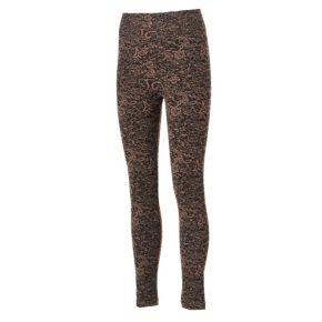 Plus Size French Laundry Jacquard Leggings