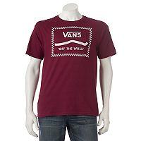 Men's Vans Boxed Tee