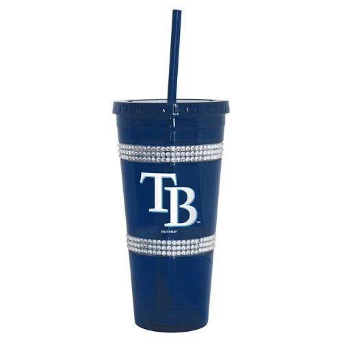 Boelter Tampa Bay Rays Double Bling Tumbler