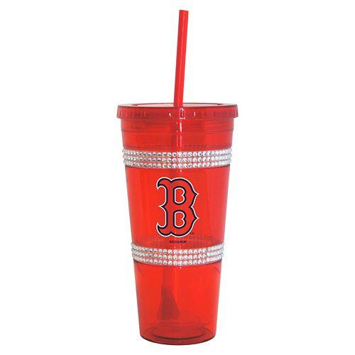 Boelter Boston Red Sox Double Bling Tumbler