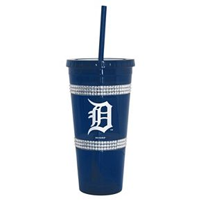 Boelter Detroit Tigers Double Bling Tumbler