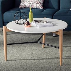 Safavieh Thyme Round Coffee Table