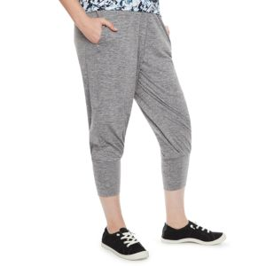 madden NYC Juniors' Plus Size Jogger Pants