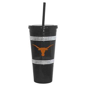 Boelter Texas Longhorns Double Bling Tumbler