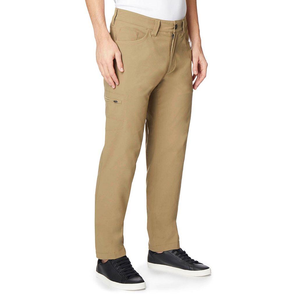 Men's CoolKeep Flex Tech Classic-Fit Stretch Cargo Pants