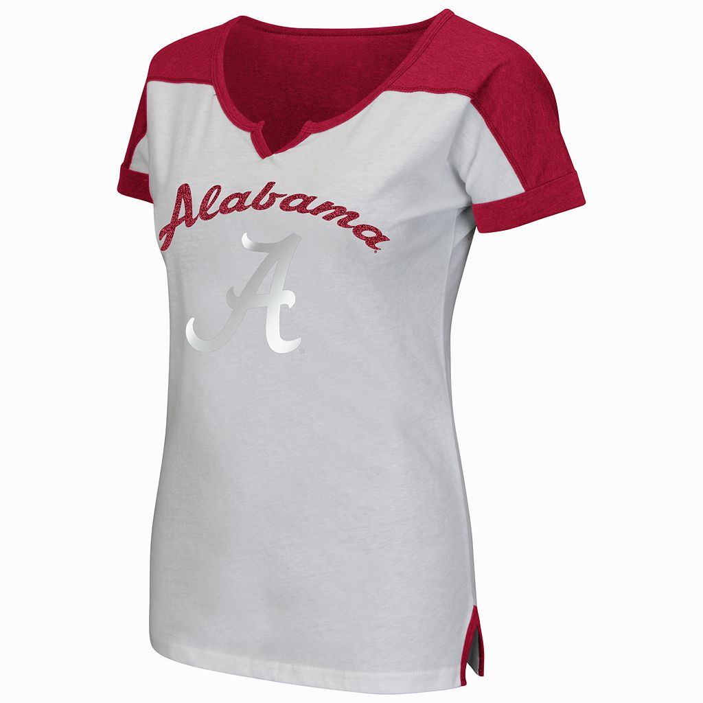 Women's Campus Heritage Alabama Crimson Tide Get Spirited Tee