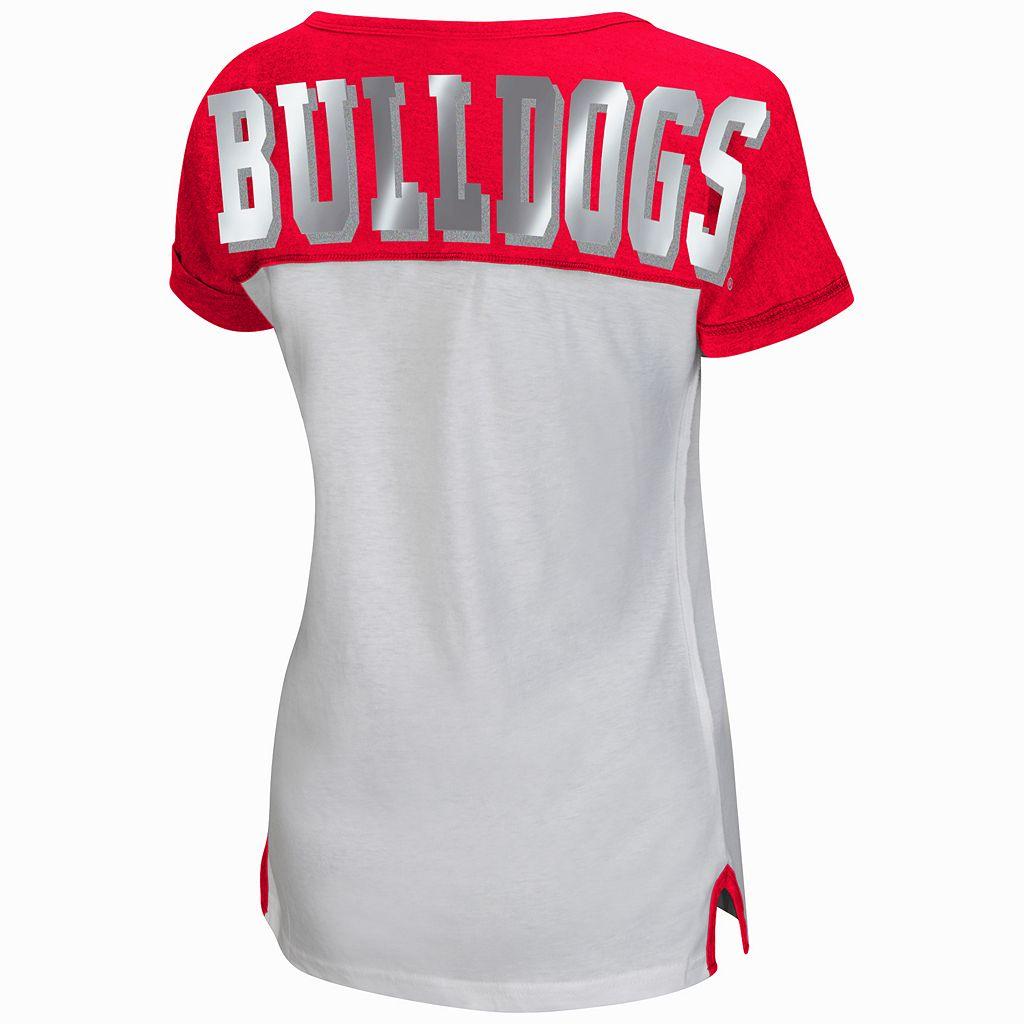 Women's Campus Heritage Georgia Bulldogs Get Spirited Tee