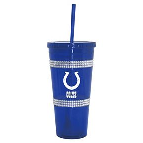 Boelter Indianapolis Colts Double Bling Tumbler