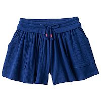 Girls 4-12 SONOMA Goods for Life™ Knit Flowy Shorts