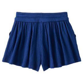 Girls 4-12 SONOMA Goods for Life™ Knit Flowy Shorts